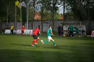 Nyugat-szlovákiai V. liga, keleti csoport, 6. forduló: Avégjáték döntött Ipolyszalkán