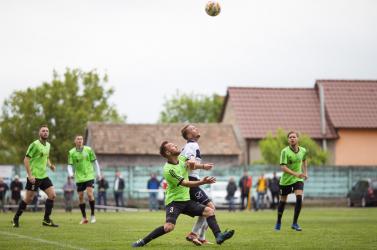 II. labdarúgóliga, 11. forduló: Az argentín Aldo Baéz vasárnap győztes meccsen debütálta somorjaiak mezében