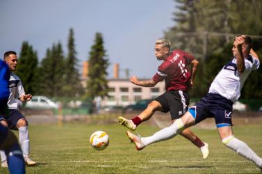 Nyugat-szlovákiai V. liga, Keleti csoport, 7. forduló: Ritkán látott fordulat, 8 gól Nyitranagykéren