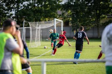 Nyugat-szlovákiai V. liga, Keleti csoport, 9. forduló: Taroltak a zselíziek
