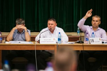 Telekrendezéssel kapcsolatos kérdések is napirendre kerültek a somorjai testületi ülésen