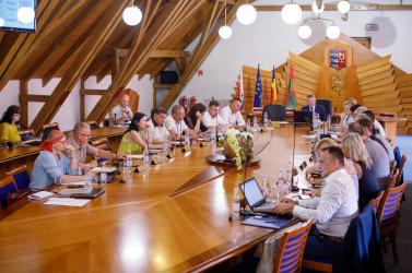 Havi 180 euró bruttó keresetet szavaztak meg maguknak a dunaszerdahelyi képviselők