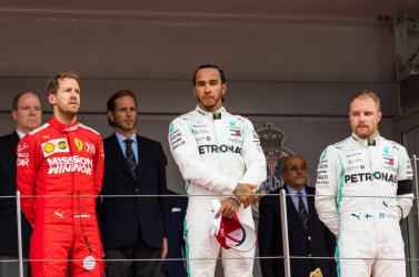 Monacói Nagydíj - Hamilton győzött és növelte előnyét az összetettben