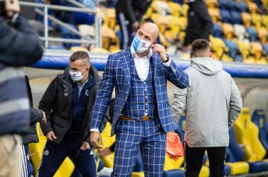 """Következménye lesz Kmotrík """"előadásának"""", aki edzőnek képzelte magát a DAC-Slovan derbin"""
