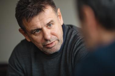 Sólymos: Matovič most osztja az észt és a kártyát, viszont nem politikus, hanem aktivista