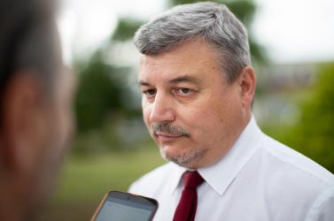 Berényi: Matovič nekem egyetlen egyszer sem ígért egyetlen elöljárói posztot sem