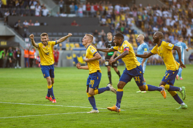 Izgalmas egy meccs volt! – Fotók a DAC-Slovanról