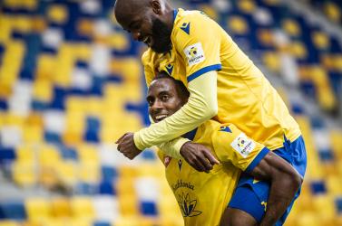 Egy gól, rengeteg helyzet – a DAC-Michalovce bajnoki legemlékezetesebb pillanatai (FOTÓK)