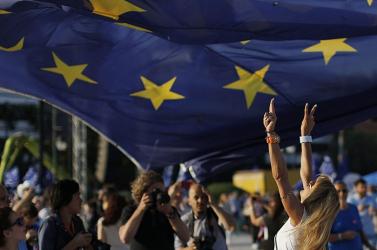 A csehek 37 százaléka elégedett az EU-tagsággal