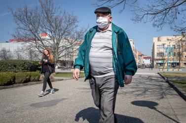 Koronavírus: A Nagyszombat megyei szociális intézetekben már készülnek a második hullámra