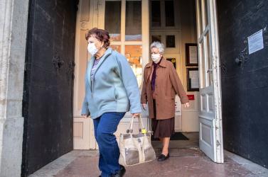 Újraindult az idősek étkeztetése Dunaszerdahelyen