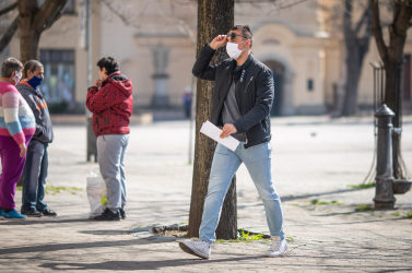 Koronavírus - Meghosszabbodnak a védelmi intézkedések, de a teraszok már készülhetnek a nyitásra Magyarországon