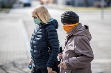 Egy nő és egy férfi koronavírus-tesztje lett pozitív Nagymegyeren