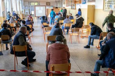 Tesztelés – Dunaszerdahelyi járás: 28 községben nem regisztráltak egy fertőzöttet sem a hétvégén, Bősön volt a legtöbb
