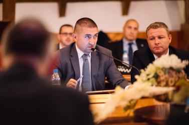 Az első adandó alkalommal látványos revansot vett a dunaszerdahelyi MKP Horváth Zoltánon