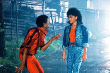Ezt tette a Playboy-modellel Michael Jackson a Thriller forgatásán