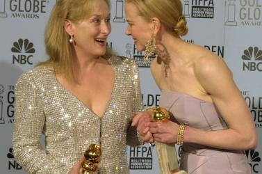 Meryl Streep és Nicole Kidman főszereplésével készül film egy Broadway-musicalből