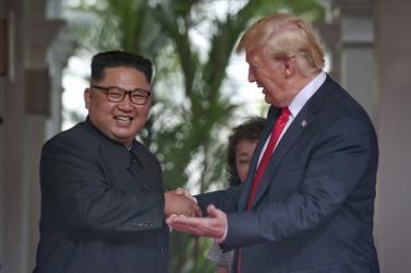 Trump találkozóra hívtaKim Dzsong Unt