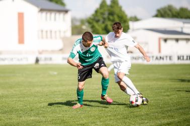 Nyugat-szlovákiai V. liga, Déli csoport, 2. forduló: Elkapták afonalat a kisudvarnokiak