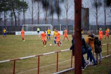 Nyugat-szlovákiai V. liga, déli csoport, 16. forduló: A nyárasdi Rózsa Ádám triplája