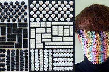 ZSENIÁLIS: Hétköznapi tárgyakból készít műalkotásokat ez a művész