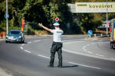 Ez volt az oka, ha a megszokottnál több rendőrrel találkoztál a napokban a Dunaszerdahelyi járásban