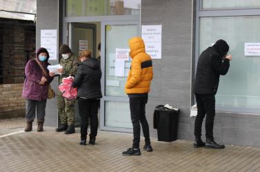 Tesztelés: Stagnál a pozitív antigéntesztek aránya az Érsekújvári járásban, Szímőn javult a helyzet