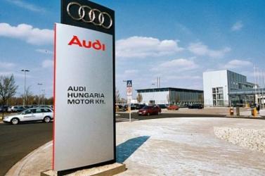 A pozsonyi Volkswagenbe küldik át a győri Audi alkalmazottainak egy részét