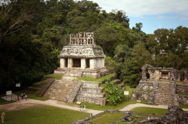 Azték templom fölé építettek maguknak templomot a szemét spanyol hódítók?