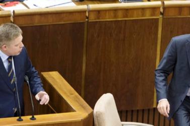 Matovič már annak is örülne, ha a Smer nem lenne a kormányban