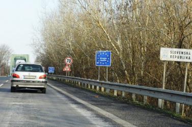 Újabb két határátkelőt nyitottak meg Szlovákia és Magyarország között