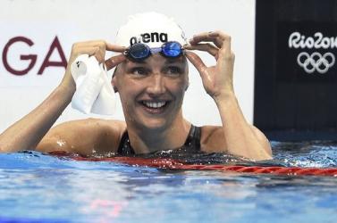 Hosszú Katinka két aranyat nyert szombaton Nizzában
