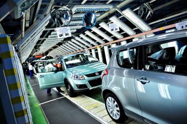 Kiderült, mennyivel emeli a béreket az esztergomi Suzuki-gyár