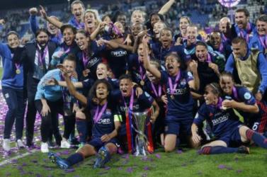 Női Bajnokok Ligája - Elődöntőben a címvédő Olympique Lyon