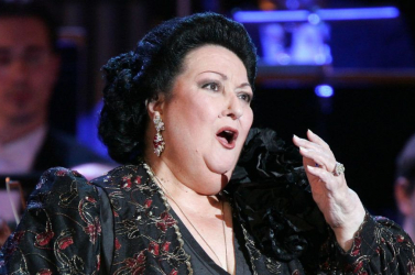 Százak búcsúztatták Barcelonában Montserrat Caballé világhírű operaénekesnőt
