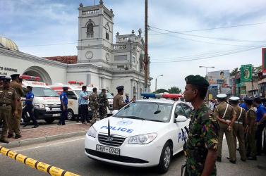 Merényletek Srí Lankán - Őrizetbe vettek egy terroristagyanús személyt