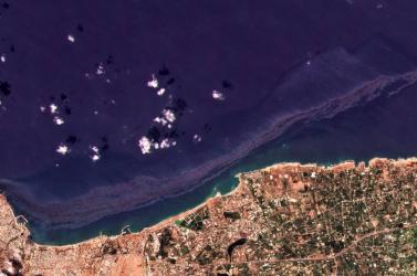 BORZALOM: Több strandoló a háborgó Földközi-tengerbe fulladt