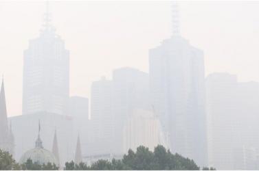 Melbourne levegője a legrosszabb a világon