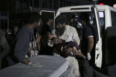 Ismeretlen fegyveresek megtámadtak egy kabuli klinikát
