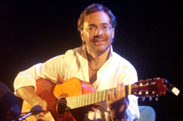 Al di Meolával koncertezik Budapesten Szarka Tamás, a Ghymes frontembere