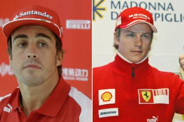 Räikkönen örül Alonso visszatérésének