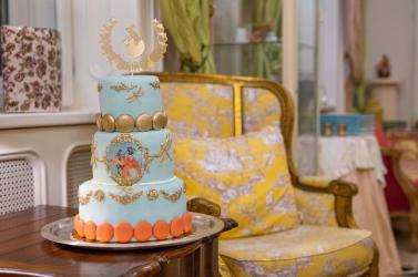 Ünnepel a torta (FOTÓK)