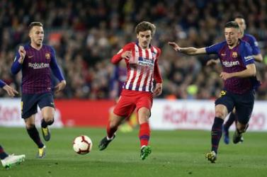 La Liga - Sevillai sikerrel zárta az évet az Atlético Madrid