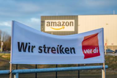 Sztrájkolnak az Amazonnál Németországban