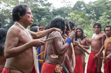 Bíró tiltotta meg a keresztény hittérítőknek, hogy a kiszolgáltatott amazonasi őslakosok közé járjanak