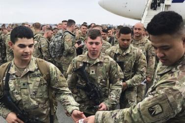 Washington heteken belül megkezdi a csapatcsökkentést Németországban