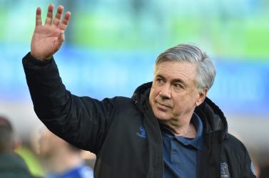 Ismét Carlo Ancelottilett aReal Madrid vezetőedzője