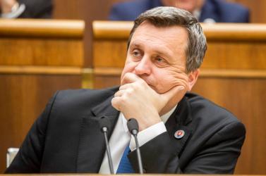 Andrej Danko még egyszer, utoljára vezethet egy parlamenti ülést!