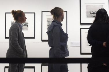 André Kertész fotókiállítása nyílt meg Moszkvában