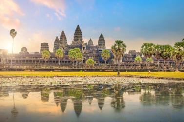 Aggódik az UNESCO az Angkor mellé tervezett vidámpark miatt